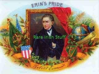 Pride   Patriotic Irish Republican & Rebel Leader Print AOH