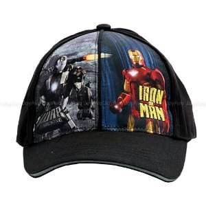 Iron Man Avengers Assemble War Machine Boys Kids Youth Baseball Cap