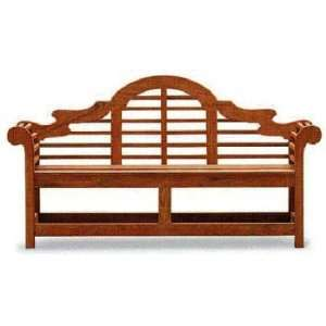 Lutyens Bench Woodworking Paper Plan, Build Your Own