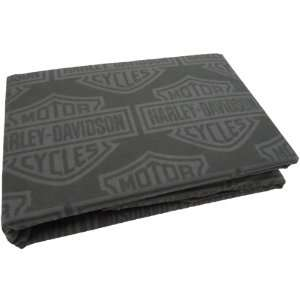 Harley Davidson Tattoo Twin Bed Skirt