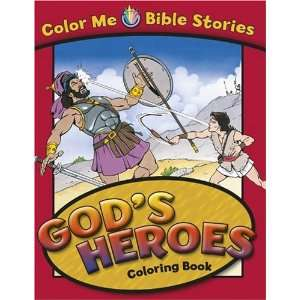Book (Color Me Bible Stories) (9780781443135) Drew Rose Books