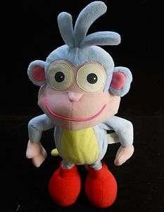 Dora the Explorer Monkey Boots plush sings & dances