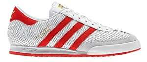 New Adidas Originals Mens BECKENBAUER Shoes White Retro Trainers