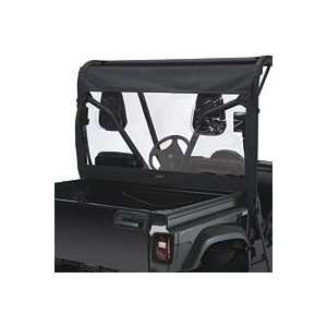 09 11 HONDA BIGRED700 CLASSIC ACCESSORIES UTV REAR WINDOW