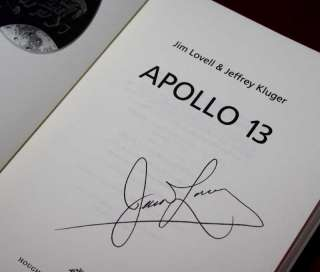 James Lovell, TOM HANKS, BACON, PAXTON Signed APOLLO 13, COA, UACC