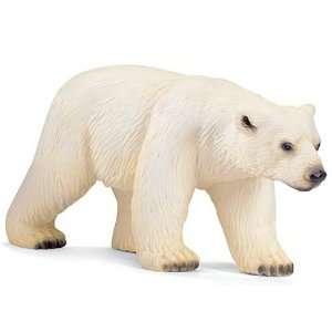 Female Polar Bear ~2.3 Mini Figure Schleich Wild Life Bears