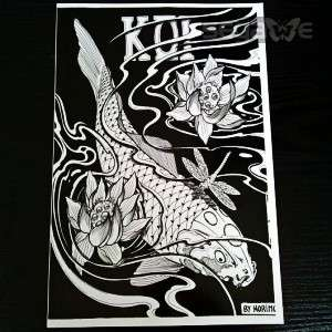 RARE TATTOO FLASH BOOK ART MAGAZINE Vol5 FROM HORIMOUJA |