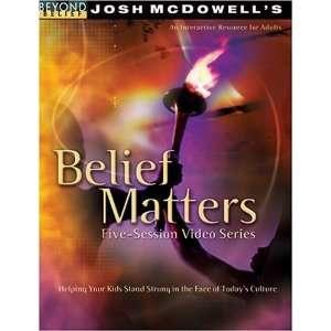 Belief Matters Video Series Curriculum Kit (Beyond Belief