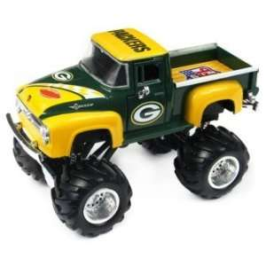 UD NFL 56 Ford Monster Truck Green Bay Packers Sports