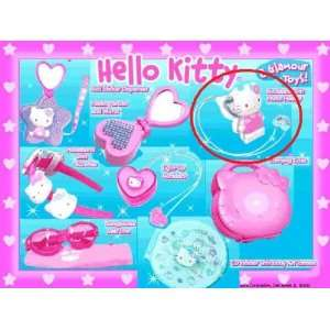 McDonalds Happy Meal Sanrio Hello Kitty Necklace with Photo Holder Toy