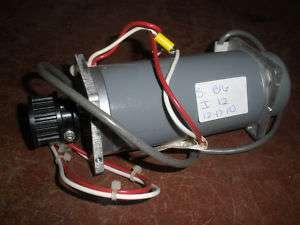 NEW HITACHI/DEC PERMANENT MAGNET MOTOR 1214659 00