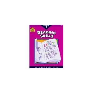 Reading Skills: Grade 2 (9780887431333): Elizabeth Strauss
