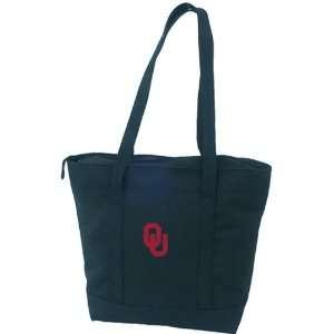 Mercury Luggage Oklahoma Sooners Zippered Tote Bag Sports