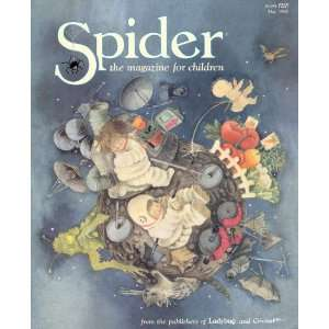 Spider the Magazine for Children May 1997: Irene Haas: Books
