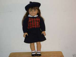 American Girl Pleasant Co. Molly Doll w/ Accessories