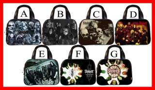 Slipknot Metal Rock Band Hot Rare Handbag Purse #PICK 1