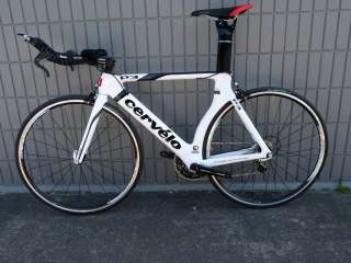 New 2011 Cervelo P3 Triathlon Time Trial Bike 54cm 700c