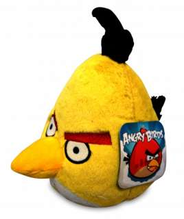 ANGRY BIRDS PLUSH SOFT STUFFED TOY VARIOUS SIZES AND DESIGNS GIFT NEW