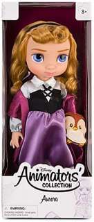 Princess Sleeping Beauty Aurora Animators Collection Doll NEW