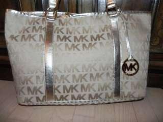 signature large travel backpack diaper bag tote & wallet $500
