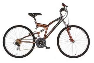 New 21 Speed Mens 26 Mountain Bike Dual Suspension Bicycle All