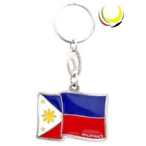 Keychain   PHILIPPINES FLAG  : Everything Else