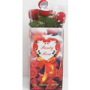 Its In The Bag 83425 Valentines Day Rose Jewel Case With