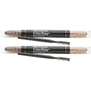 Revlon Colorstay Brow Enhancer, Light Brown/Champagne (002
