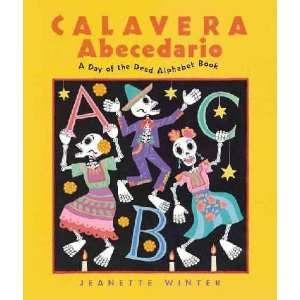 Calavera Abecedario Jeanette Winter Books