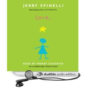 (Audible Audio Edition) Jerry Spinelli, Mandy Siegfried Books