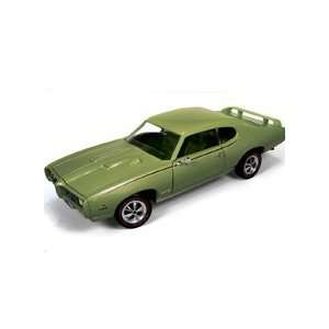 1969 Pontiac GTO Judge Die Cast Model   LegacyMotors Scale