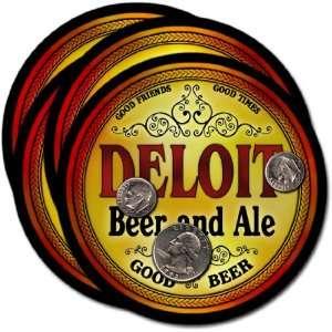 Deloit, IA Beer & Ale Coasters   4pk: Everything Else