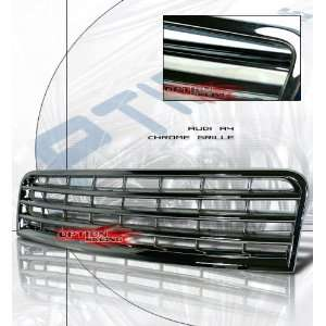 Audi A4 Chrome Racing Front Grille Kit Grille Grill 2002