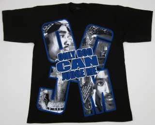 2Pac T shirt TUPAC SHAKUR Only God Can Judge Me Tee RAP Hip Hop XL