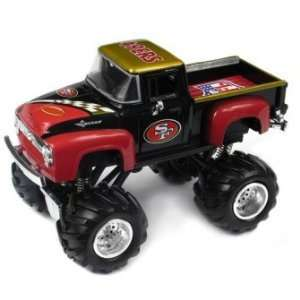 UD NFL 56 Ford Monster Truck San Francisco 49ers Sports & Outdoors