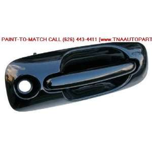 01 07 CHRYSLER TOWN & COUNTRY OUTSIDE DOOR HANDLE FRONT LEFT (DRIVER