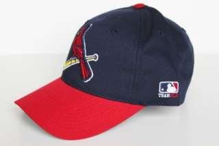 St Louis Cardinals Logo MLB Licensed Adjust Cap Hat S/M