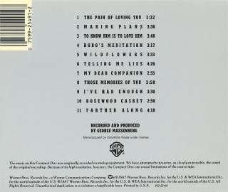 Trio   Dolly Parton Linda Ronstadt Emmylou Harris   CD