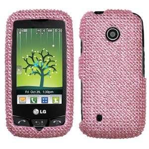 Diamond BLING Case Phone Cover for LG Attune UN270 Beacon MN270