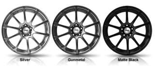 VMR Wheels VB3 18 AUDI VW GTI GOLF JETTA A3 $99 SHIP!