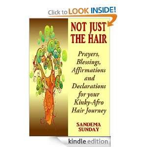 Afro Kinky Hair Journey.: Sandema Sunday:  Kindle Store
