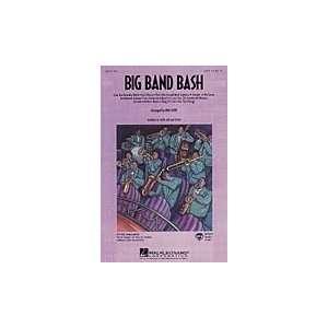 Big Band Bash (Medley) SATB