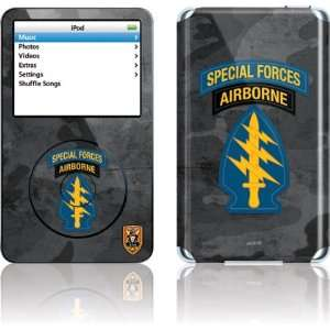 Special Forces Airborne skin for iPod 5G (30GB)