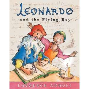 the Flying Boy (Anholts Artists) [Paperback] Laurence Anholt Books