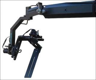 Proaim 3 Axis Dutch Roll Head Motorized pan tilt for film video dv hdv