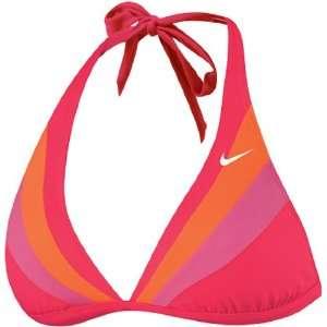 Nike Rainbow Motion Halter Top Female