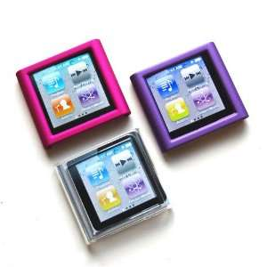 3 Cases for Apple iPod Nano 6 (6th Generation) Protective Cases