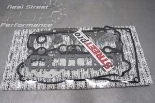 Stage 2 Turbo Cams Valves Springs Retainers B18A1 B18B1 B20B B20Z