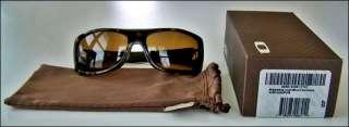 Oakley Sideways Polarized Sunglasses Brown Tort/Bronze