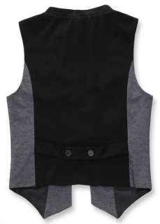 Cool Mens Special Fashion Design High Quality Cotton Vest Hot